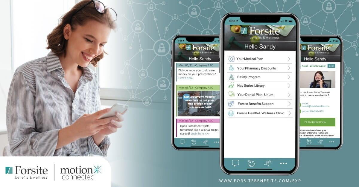 New App-First Technology Brings Together Communication, Benefits, and Wellness to Help Wisconsin Organizations Thrive